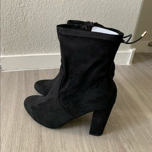 Material Girl Mali ankle boots
